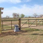 Gate operator by Lovewell Fencing